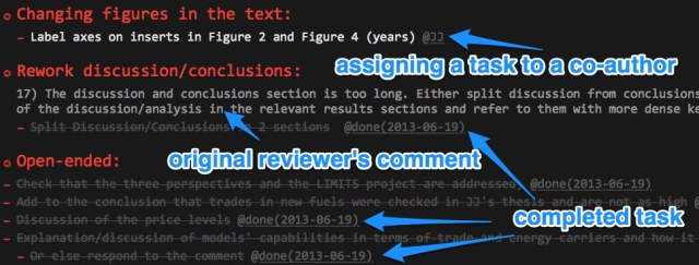 Review tasks 130618-2