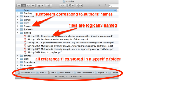 Papers 3: moving in the wrong direction? | Academic workflows on a Mac